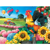 Applelane Farms 1000 Piece Jigsaw Puzzle