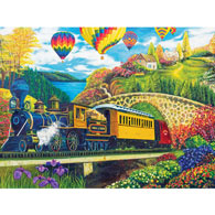County Express 500 Piece Jigsaw Puzzle
