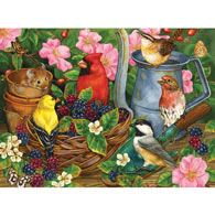 Autumn Berries 1000 Piece Jigsaw Puzzle