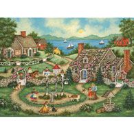 For The Birds 1000 Piece Jigsaw Puzzle