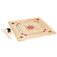 Deluxe Carom Set Table Game