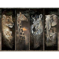 Pride Of Africa 3000 Piece Jigsaw Puzzle