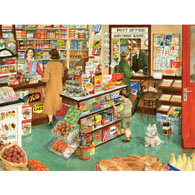 Village Shop 500 Piece Jigsaw Puzzle