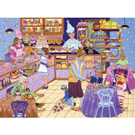 Ice Cream Parlor Fun 1000 Piece Jigsaw Puzzle