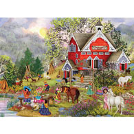 Luv My Pony 1000 Piece Jigsaw Puzzle