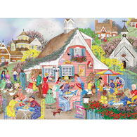 Ice Cream Cottage 1000 Piece Jigsaw Puzzle
