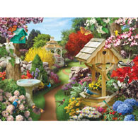 Wishes Of Wonder 300 Large Piece Jigsaw Puzzle