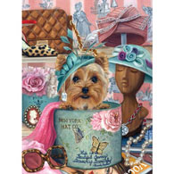 Accessorizing 300 Large Piece Jigsaw Puzzle