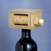Wine Bottle Lock