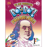 Dot To Dot Philadlephia Puzzle Book