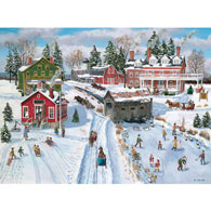 School's Out 500 Piece Jigsaw Puzzle