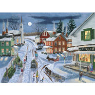 Ike's General Store 500 Piece Jigsaw Puzzle