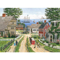 A Captain's Walk To Sea 1000 Piece Jigsaw Puzzle