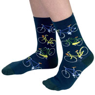 Bicycle Socks