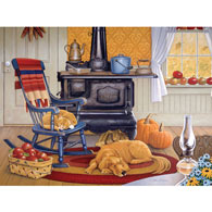 Harvest Kitchen 300 Large Piece Jigsaw Puzzle
