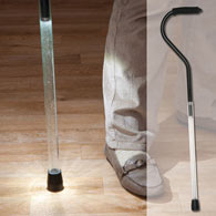 Light Up Safety Cane