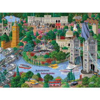 London 1000 Piece Jigsaw Puzzle