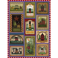 Our Happy Home Quilt 1000 Piece Jigsaw Puzzle