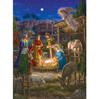 Holy Gathering 500 Piece Jigsaw Puzzle