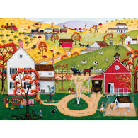Fall Mail Call 300 Large Piece Jigsaw Puzzle