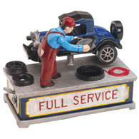 Model T Cast-Iron Mechanical Bank