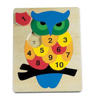 Counting Owl