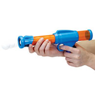 Six Shot Snowball Shooter