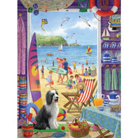 The Beach Shack 1000 Piece Jigsaw Puzzle