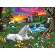 The Land Of Fantasy 500 Piece Jigsaw Puzzle