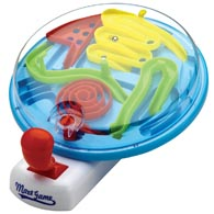 Marble Maze Game