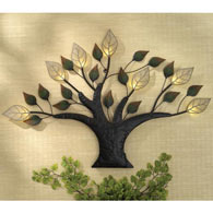 LED Tree Of Life Wall Art