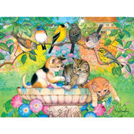 Waiting Your Turn 300 Large Piece Jigsaw Puzzle