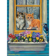 Our House 500 Piece Jigsaw Puzzle