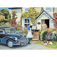 The District Nurse 1000 Piece Jigsaw Puzzle