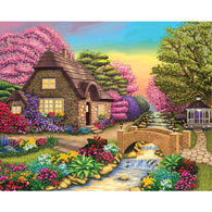 Kodak Secret Cottage 1000 Piece Jigsaw Puzzle