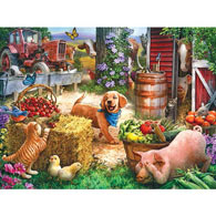 Hide And Seek 500 Piece Jigsaw Puzzle