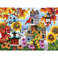 No Place Like Home 1000 Piece Jigsaw Puzzle