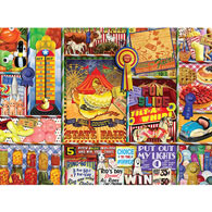 State Fair Collage 300 Large Piece Jigsaw Puzzle