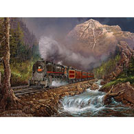 Canadian Pacific 300 Large Piece Jigsaw Puzzle