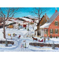 The Best Hill Ever 500 Piece Jigsaw Puzzle