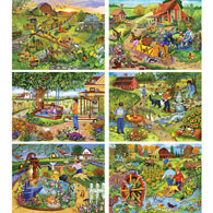 New Jigsaw Puzzles | Bits and Pieces