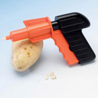 Retro Potato Gun