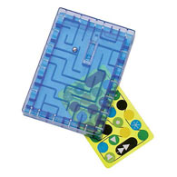 Gift Card Maze Blue Money Holder