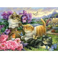 Evening Walk 300 Large Piece Jigsaw Puzzle
