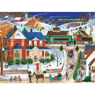 Happy Dance 1000 Piece Jigsaw Puzzle