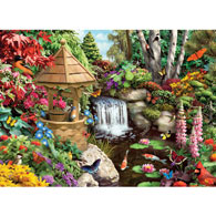 Secret Garden 1500 Piece Jigsaw Puzzle