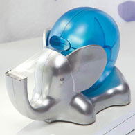 Whimsical Elephant Tape Dispenser
