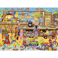The Old Toy Store 500 Piece Jigsaw Puzzle