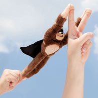Amazing Flying Monkey Plush Toy