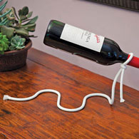 Magic Rope Wine Holder